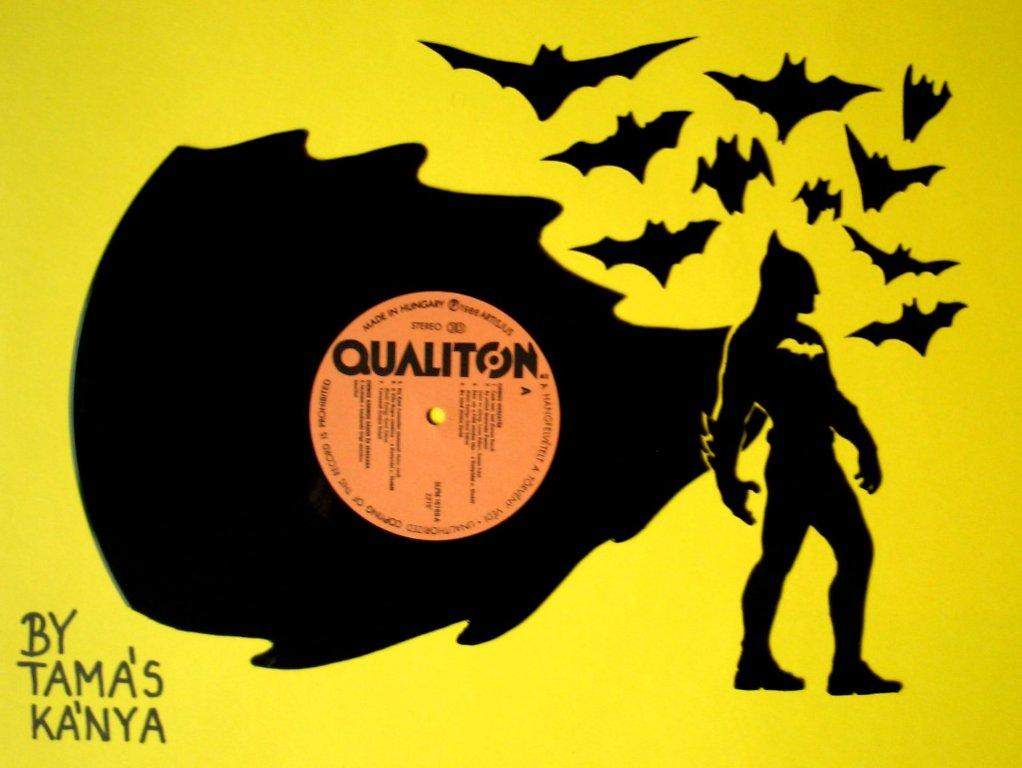 Batman - Art by Tamas Kanya