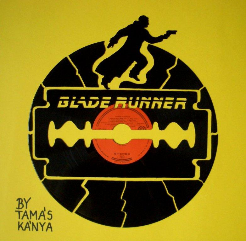 Blade Runner - Art by Tamas Kanya