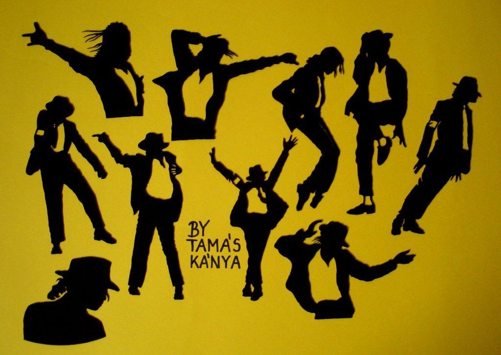Michael Jackson - Art by Tamas Kanya