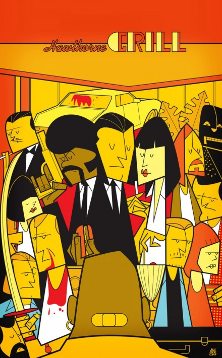 Ale Giorgini - Pulp Fiction