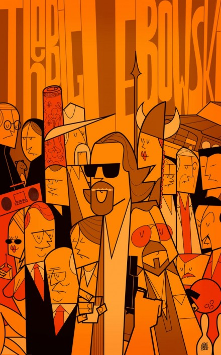 Ale Giorgini - The Big Lebowski
