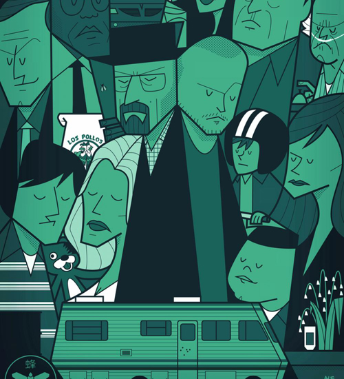 Ale Giorgini - Breaking Bad