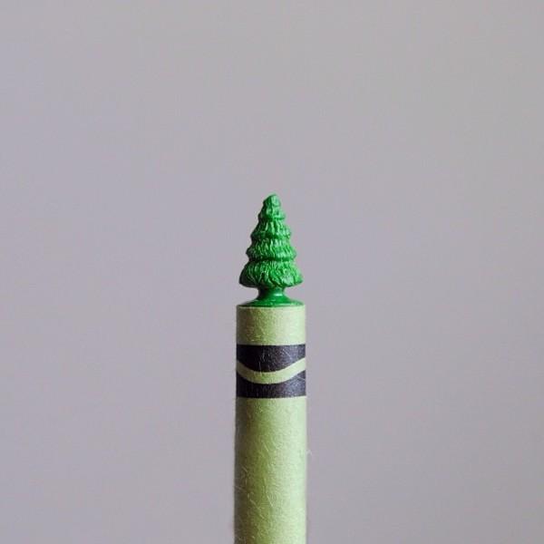 original crayon art