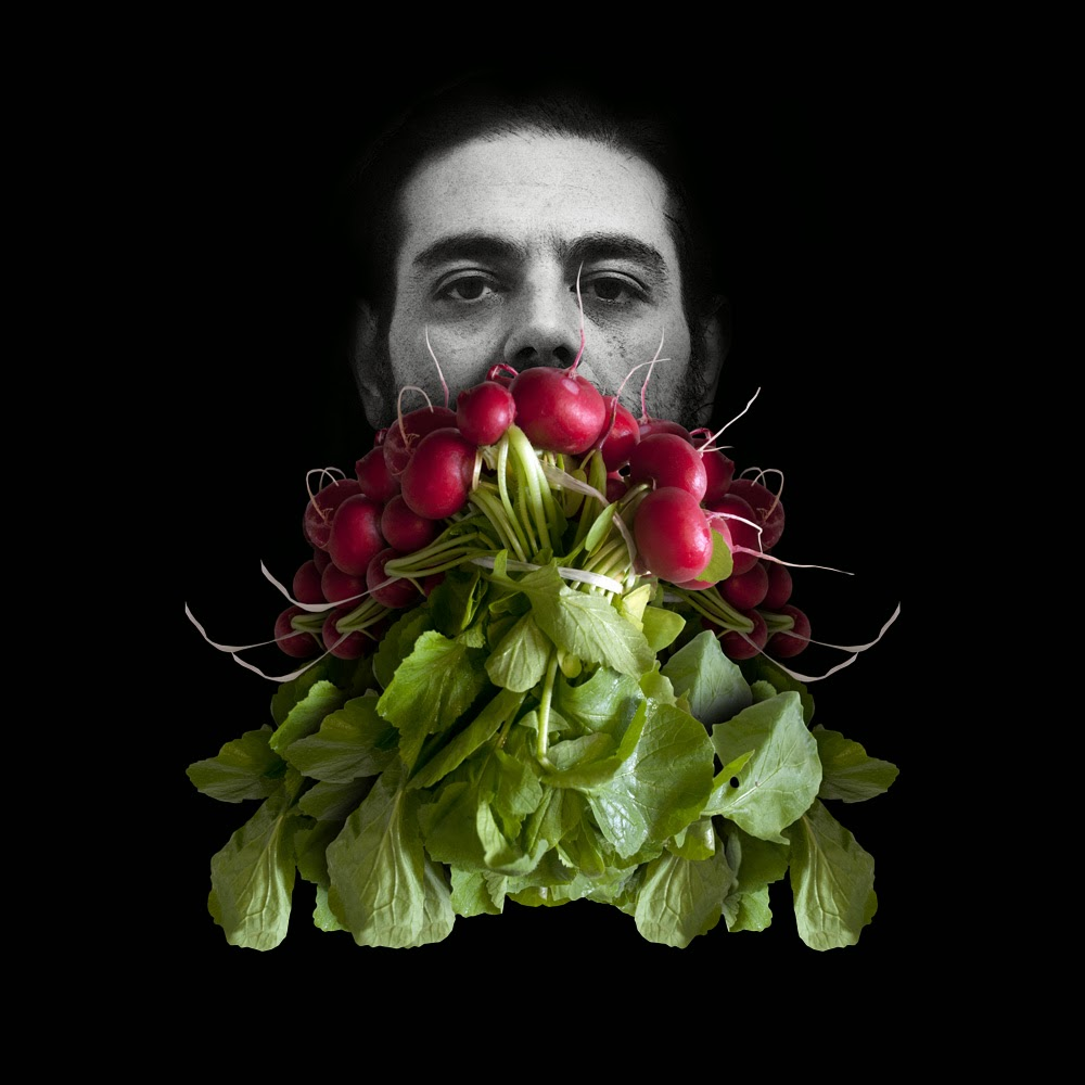 Andrea Colombu Food Art
