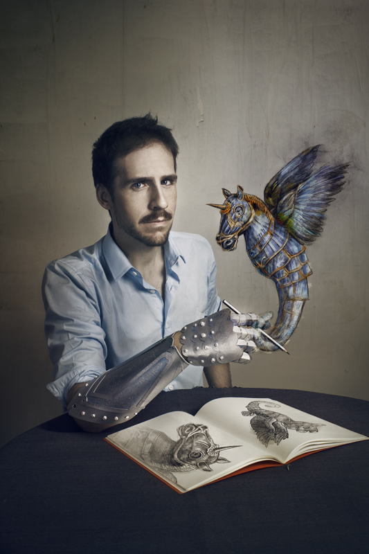Alvarejo - Portrait by Jon Jacobsen