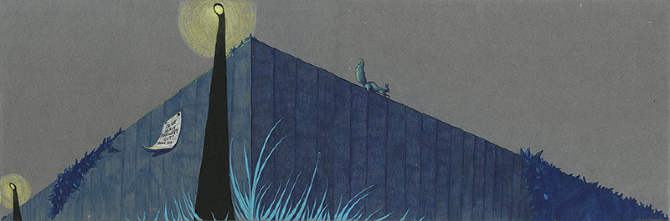The Urban Shadow - Natalie Foss