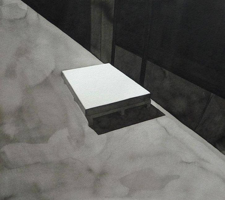 Painting by Fernando Martín Godoy