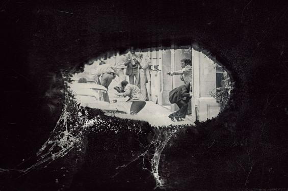 Randy Taylor Hurricane Damaged Photographs