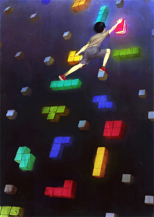 Games for Change - Illustration by Fredrik Rattzen