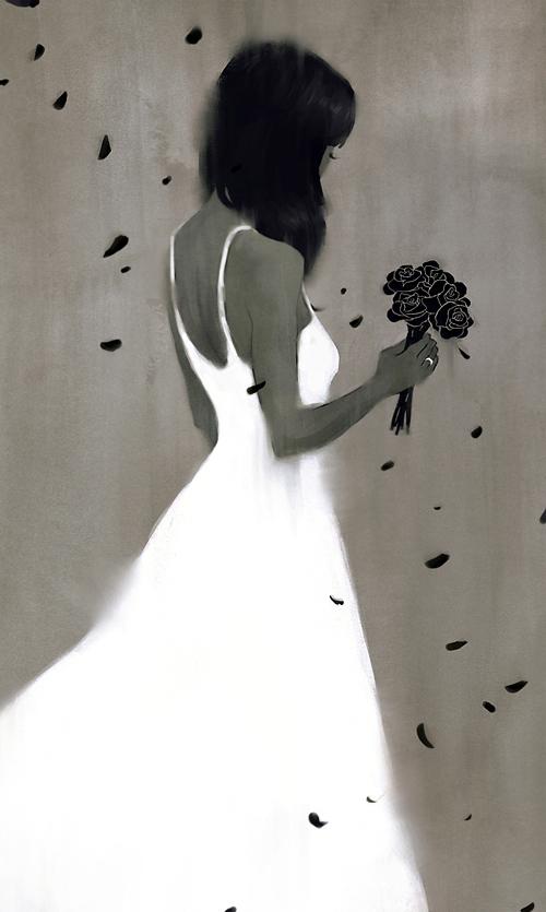 Happily Never After - Illustration by Fredrik Rattzen