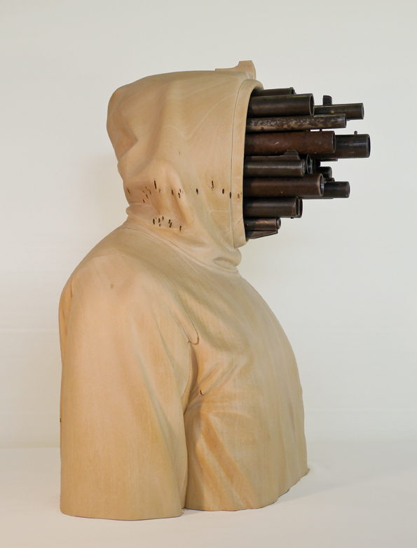 Two Forms of Stillness - Sculpture by Paul Kaptein
