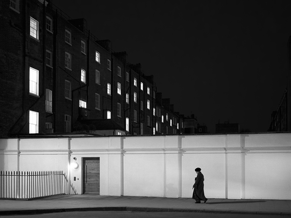Last One Home - Photo by Rupert Vandervell