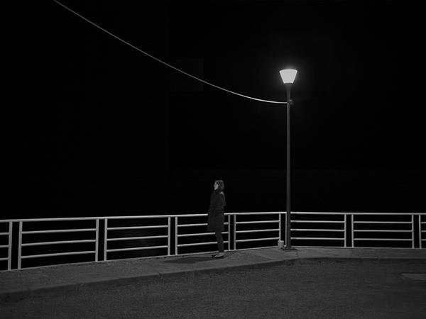 Night Light - Photo by Rupert Vandervell