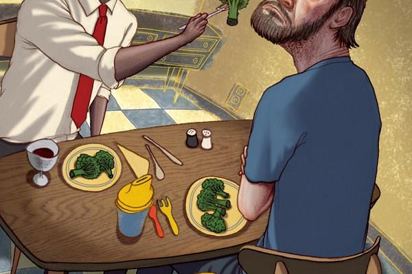 Obamacare - Illustration by Jason Raish