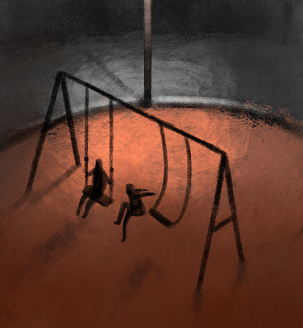 Swing - Art by Fatih Öztürk