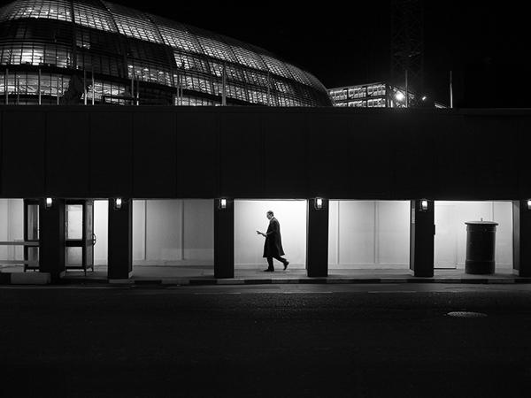 Under Construction - Photo by Rupert Vandervell