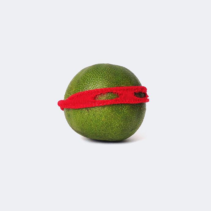 Teenage Mutant Ninja Limes – Raphael – Photo by David Schwen