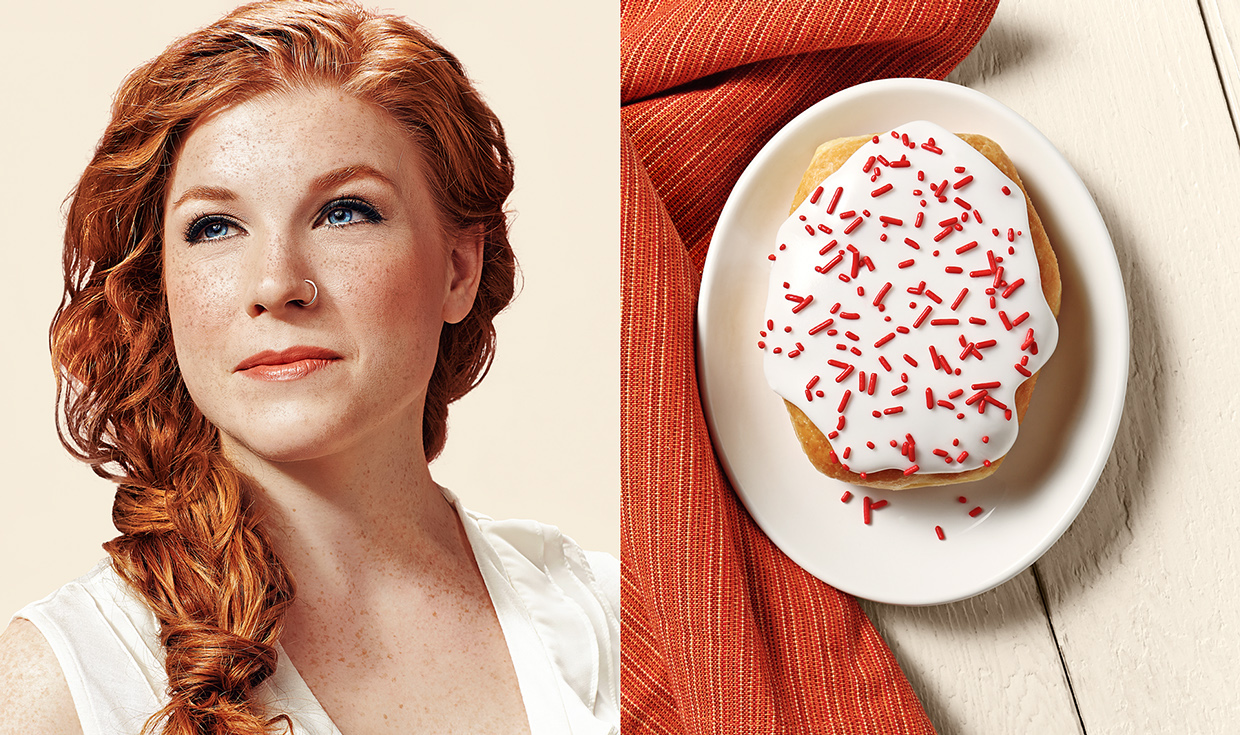 Be Speckled - Donut Doubles - Photograph by Bruton Stroube