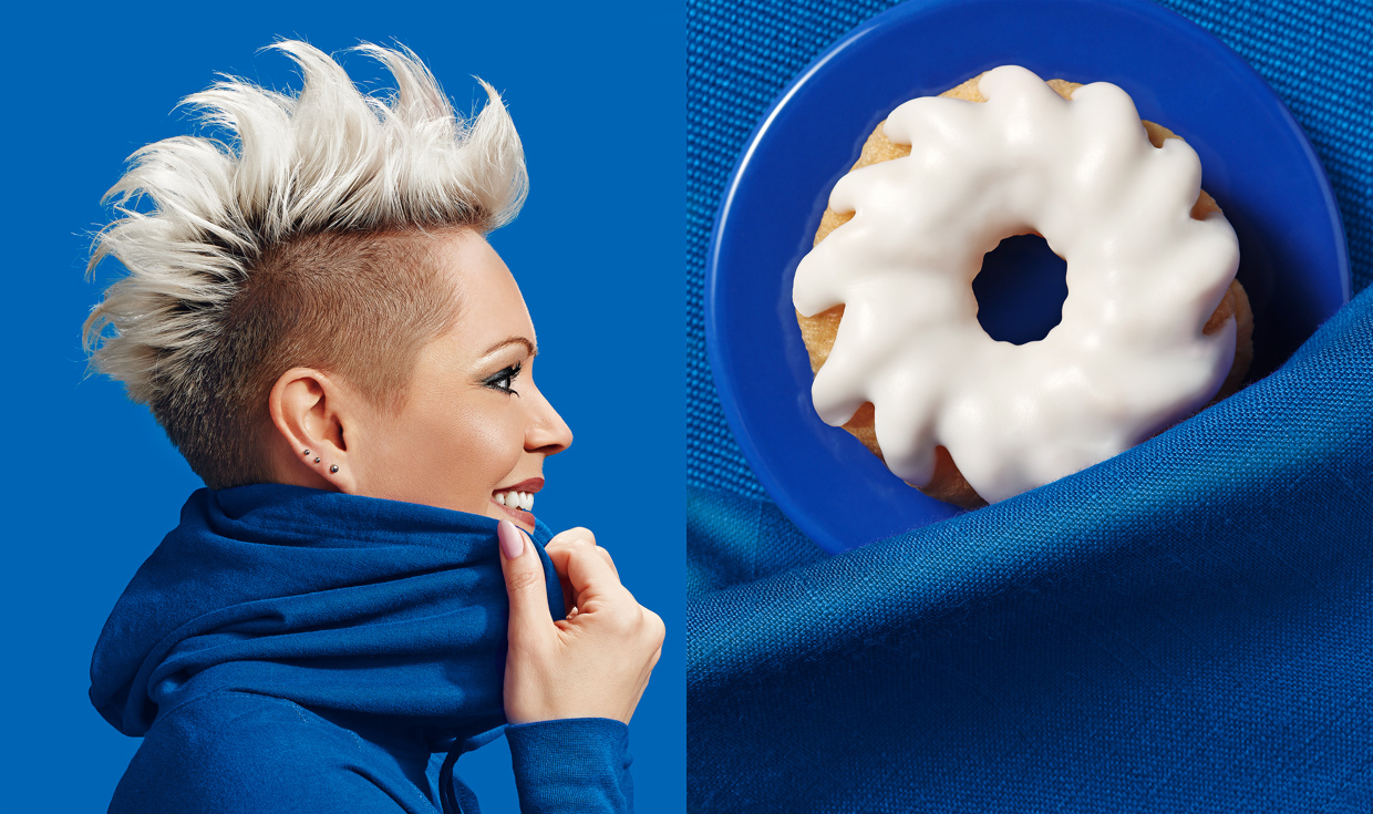 Cruller to be Kind - Donut Doubles - Photograph by Bruton Stroube