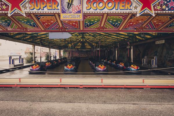 Dead Funfair - Photo by Arne Faschinka