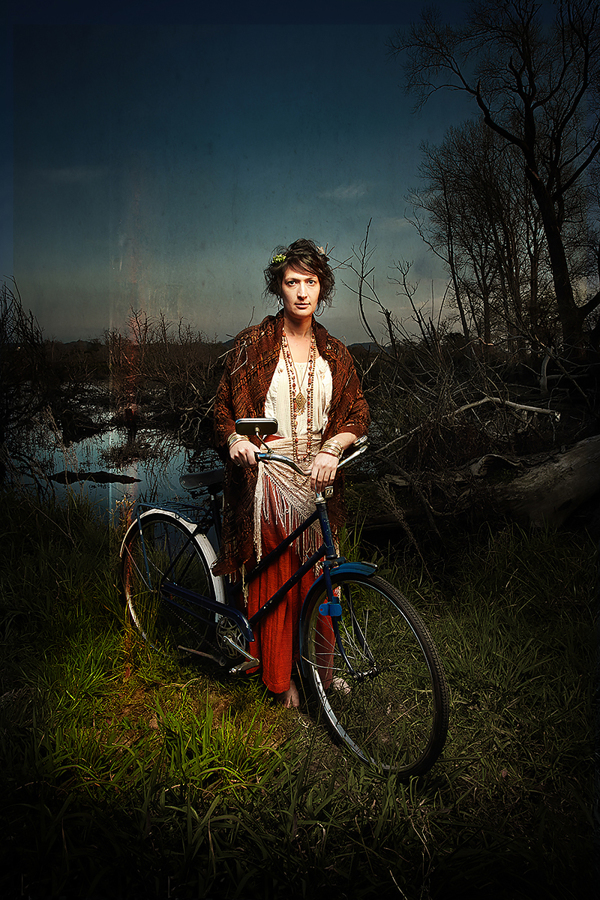 The Two-Wheeled Gypsy Queen - The Dylan Songbook - Photo by Mark Hamilton