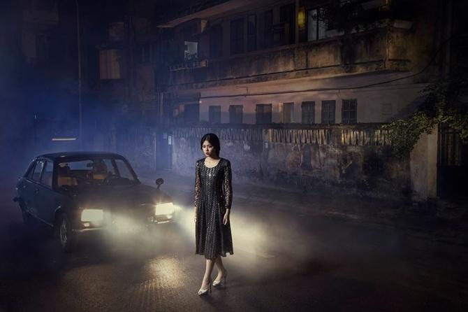 Jade Mai's Cinematic Fashion Photography Shows