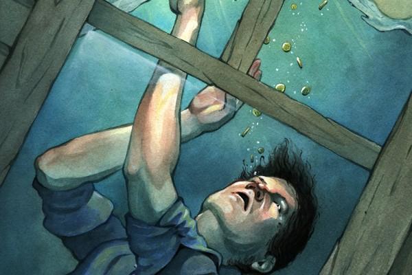 Liquidation - Illustration by Nick Sadek