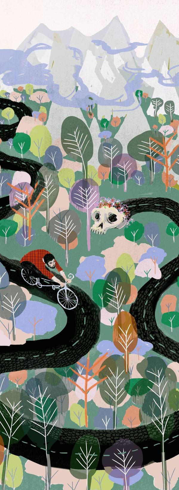 Monty - Art by Victoria Borges