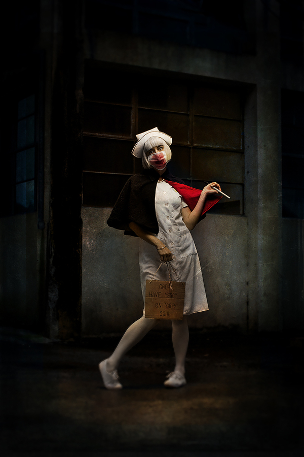 Dr. Filth's Nurse - The Dylan Songbook - Photo by Mark Hamilton