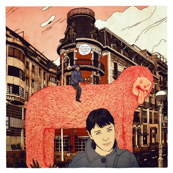 Sebastopol - Illustration by Jon Juarez
