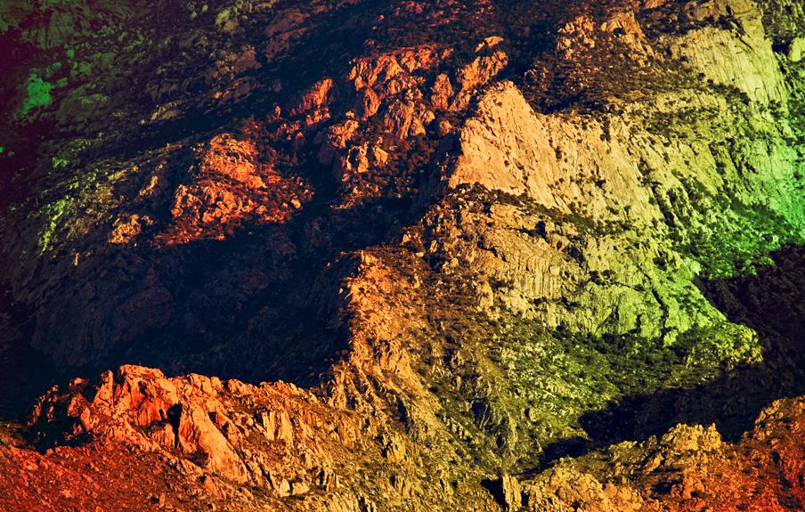 False Landscapes - Photo by Ralph Smith
