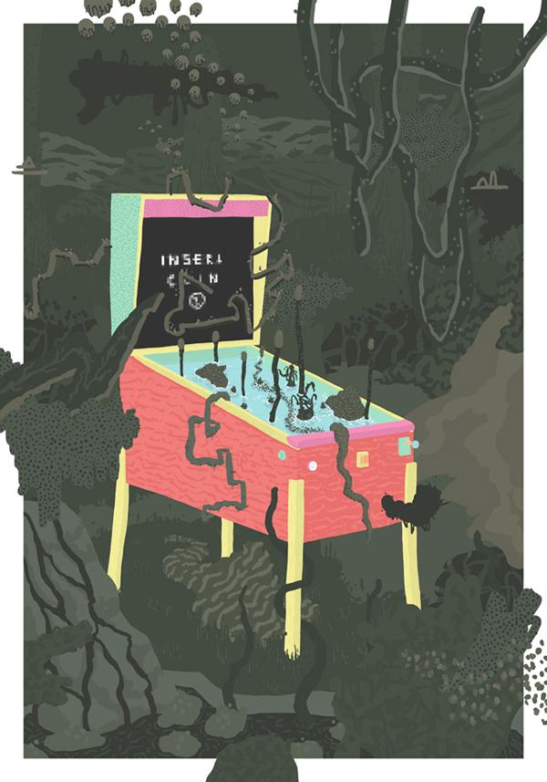 No Kids on the Block 3 - Digital Art by BOICUT