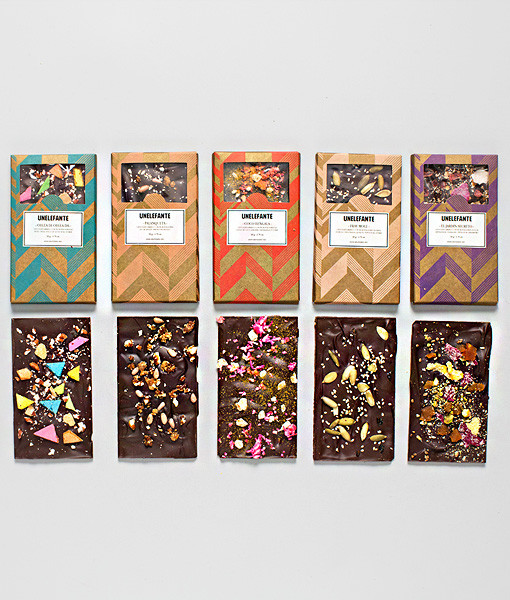 Chocolate Bar Package Design - by Elefante