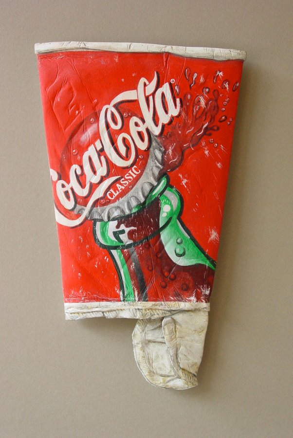 Coca Cola - From the Street - Art by Tom Pfannerstill
