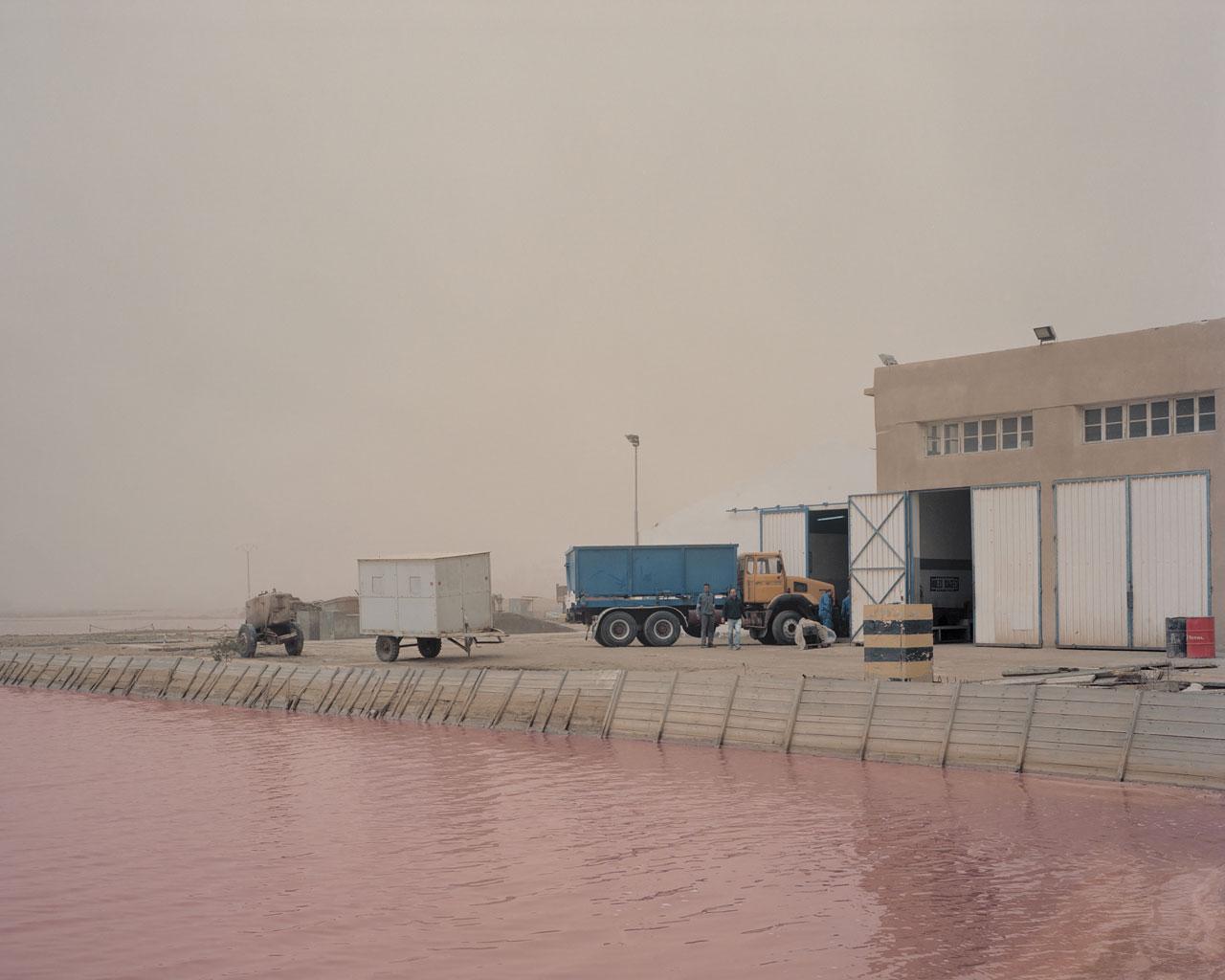 Cargo, Salines of Sfax, Tunisia - Photo by Ákos Major