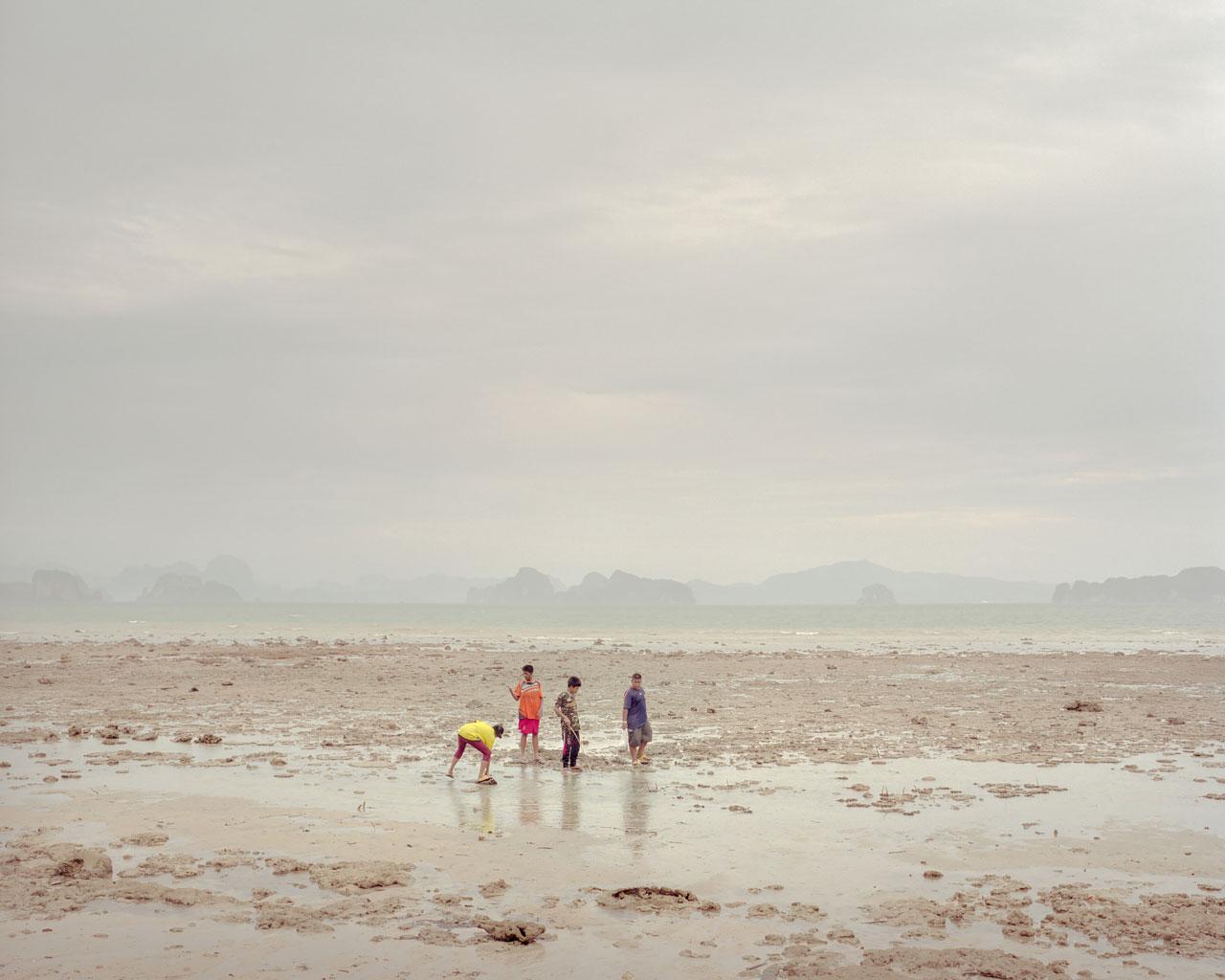 Beachcombing – crabs, Ko Yao Noi, Thailand - Photo by Ákos Major