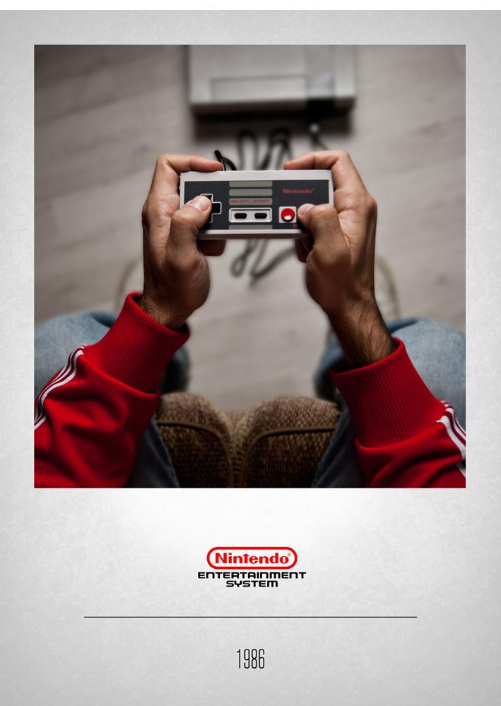 Nintendo - 1986