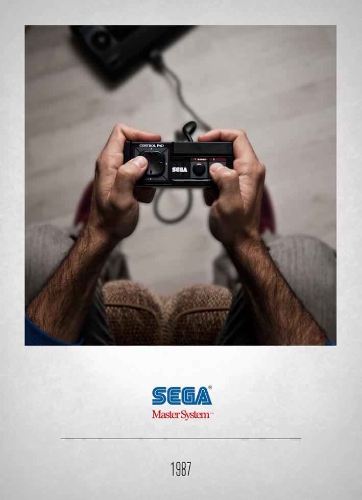 Sega Master System - 1987