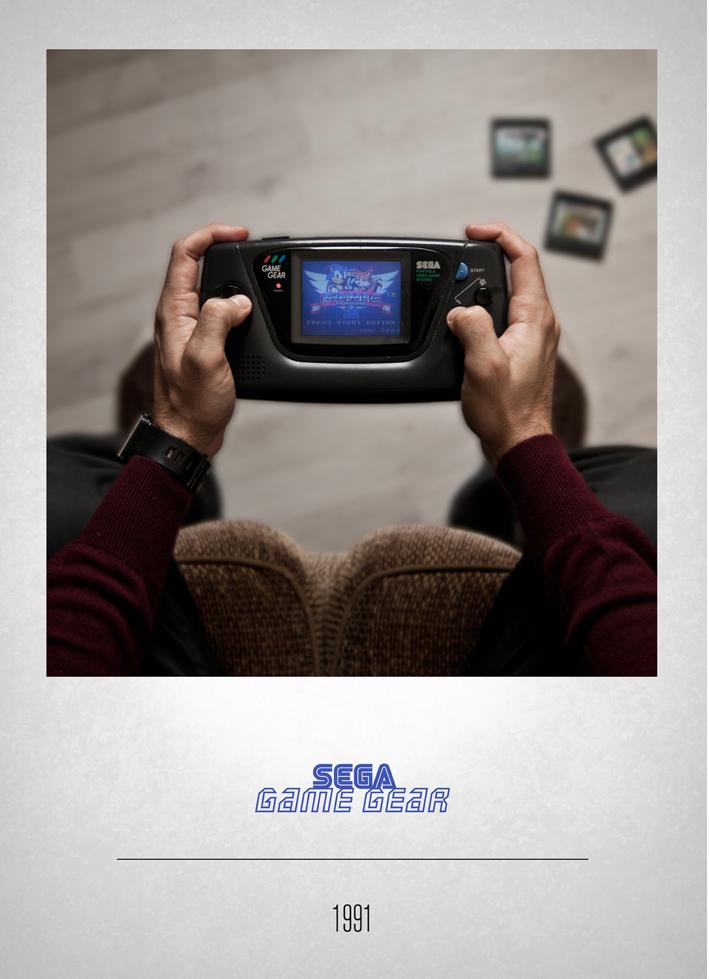 Sega Game Gear - 1991