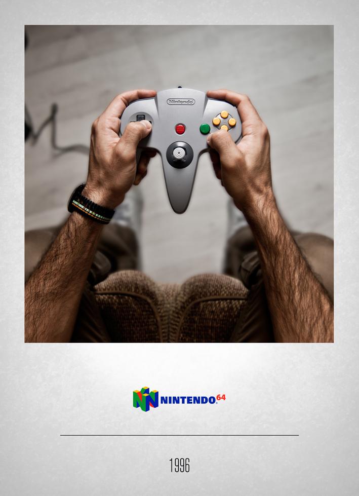 Nintendo N64 - 1996