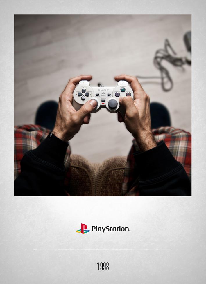Sony PlayStation - 1998