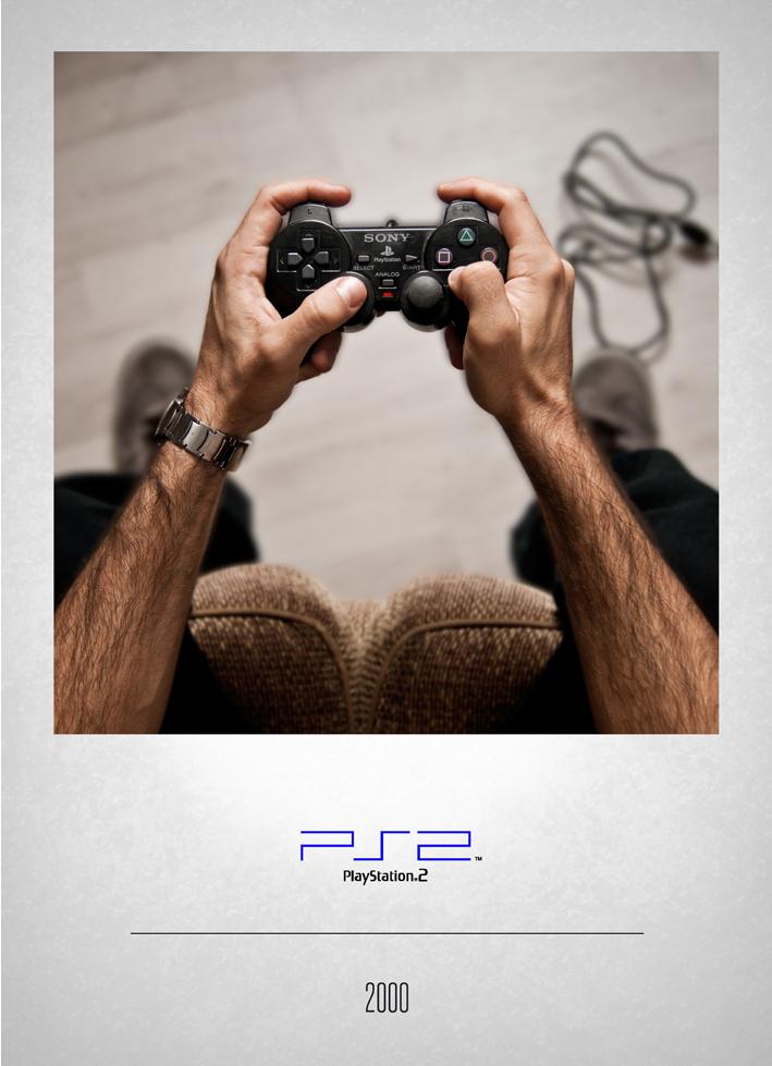 Sony PlayStation 2 PS2 - 2000