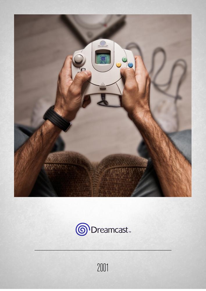Sega Dreamcast - 2001
