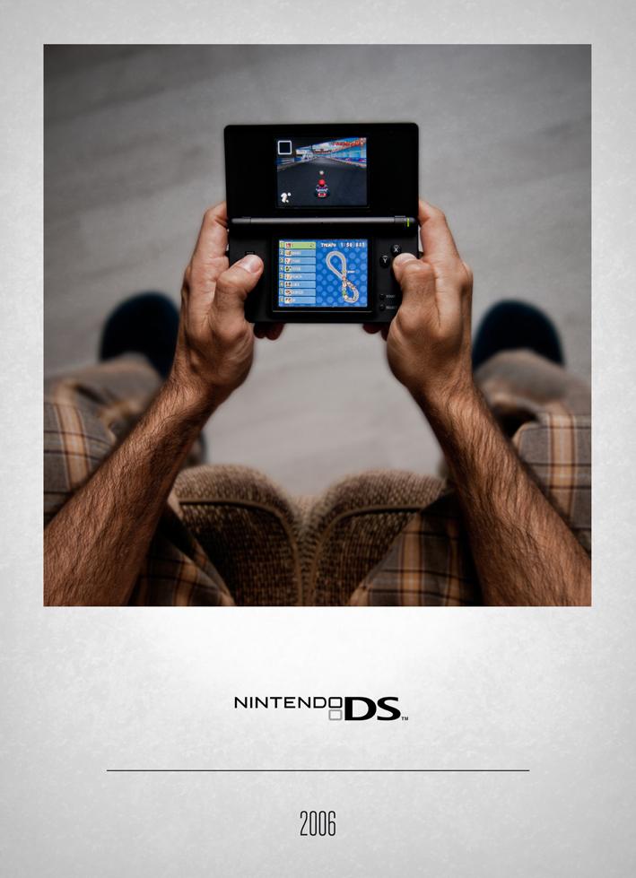 Nintendo DS - 2006