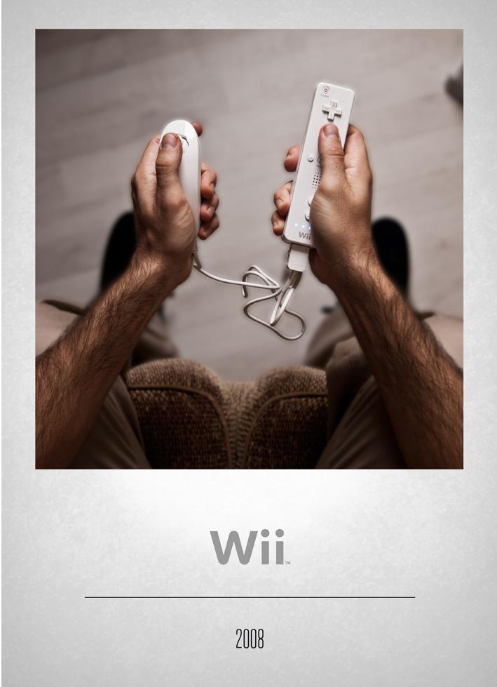 Nintendo Wii - 2008