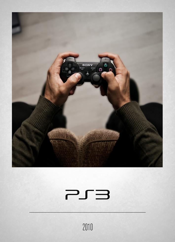 Sony PlayStation 3 PS3 - 2010