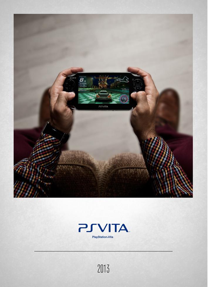 Sony PlayStation Vita PSVita- 2013