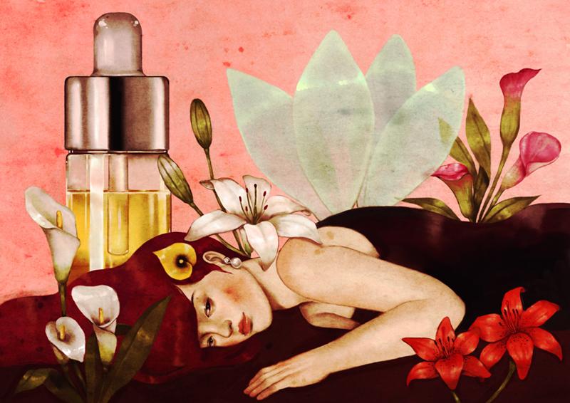 Honey Fairy - Illustration by Dani Soon