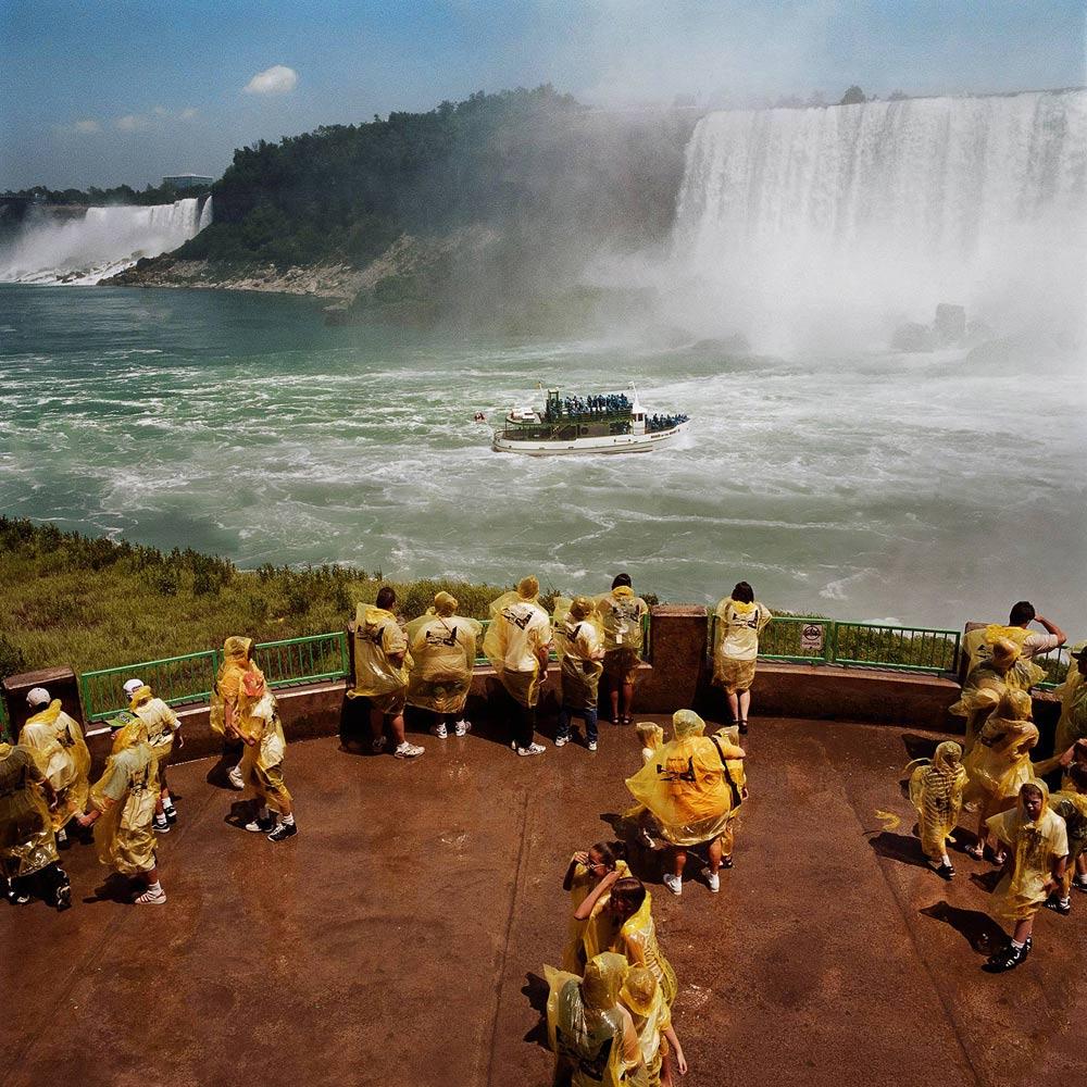 Niagara Falls, Canada, 1999
