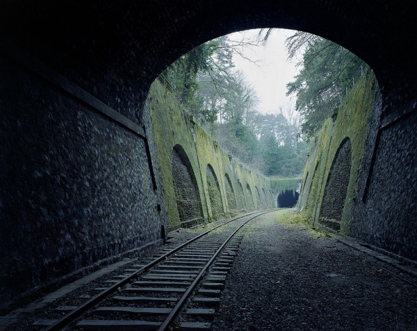 By the Silent Line - Photo by Pierre Folk